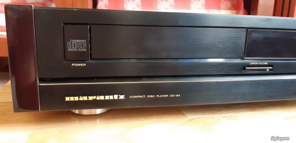 MD Sony JA50ES, Loa Wharfedale W70, Loa Infinity RS-255. - 8