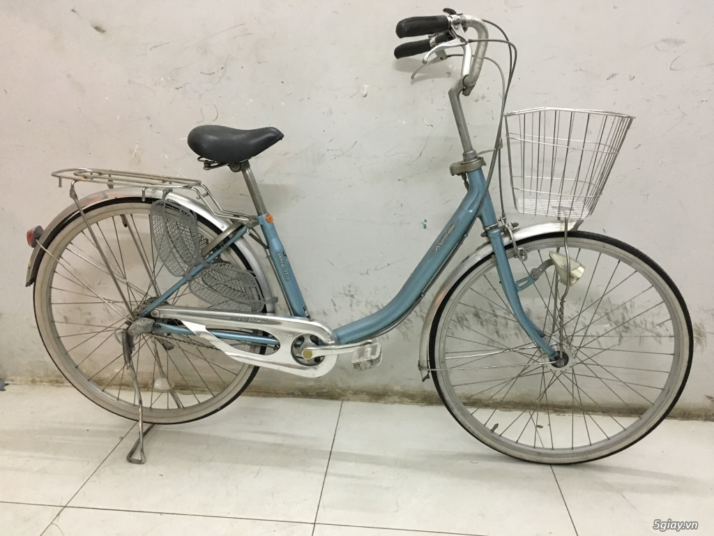 Xe đạp Nhật đã qua sử dụng giá rẻ! - 10
