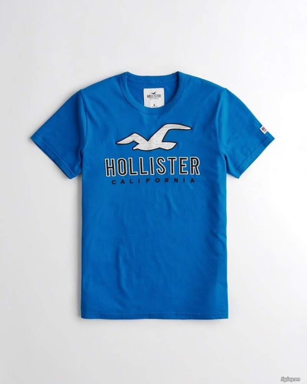 HCO shop chuyên hàng Hollister Abercrombie xách tay US chính hãng - 9