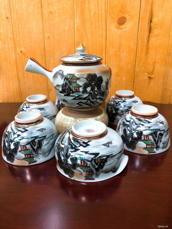 Bộ trà xuất Nhật