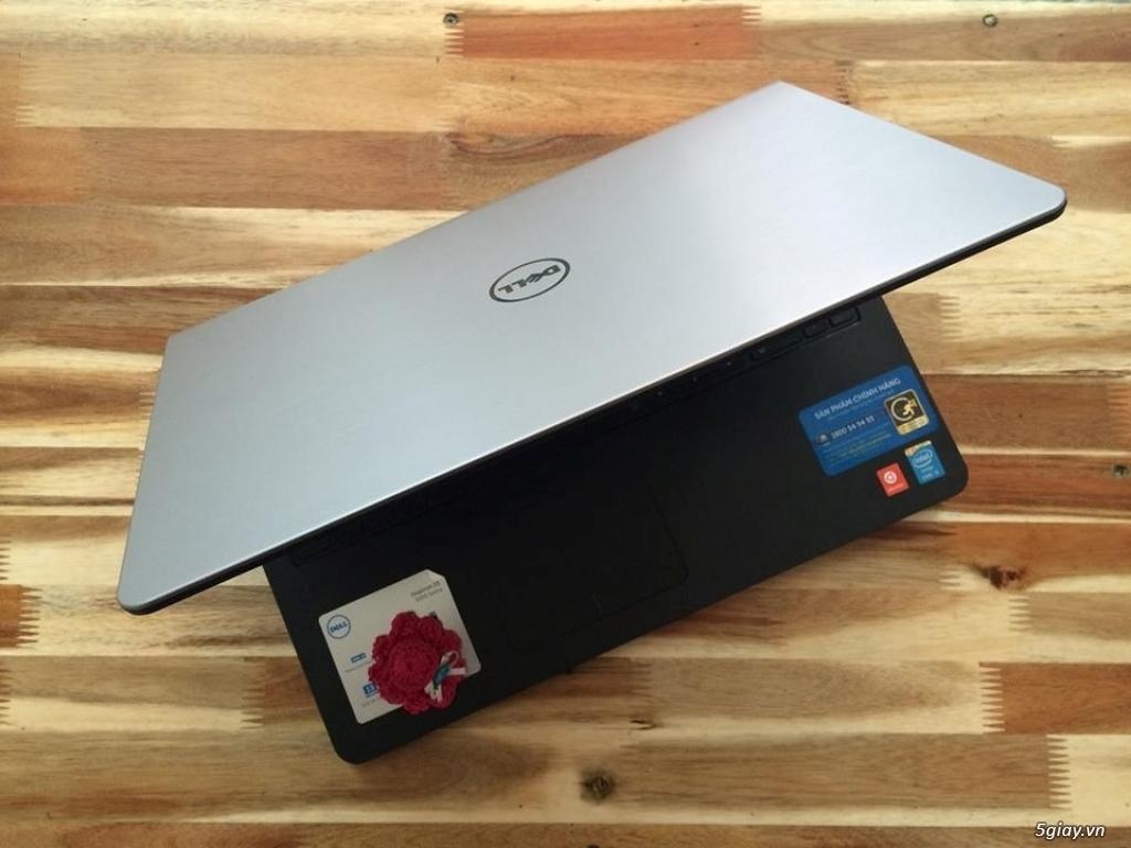 ☸️ Dell 5548 i7 VGA rời gốc 4G up to 12G chiến game đồ hoạ ngon, vỏ nh - 1