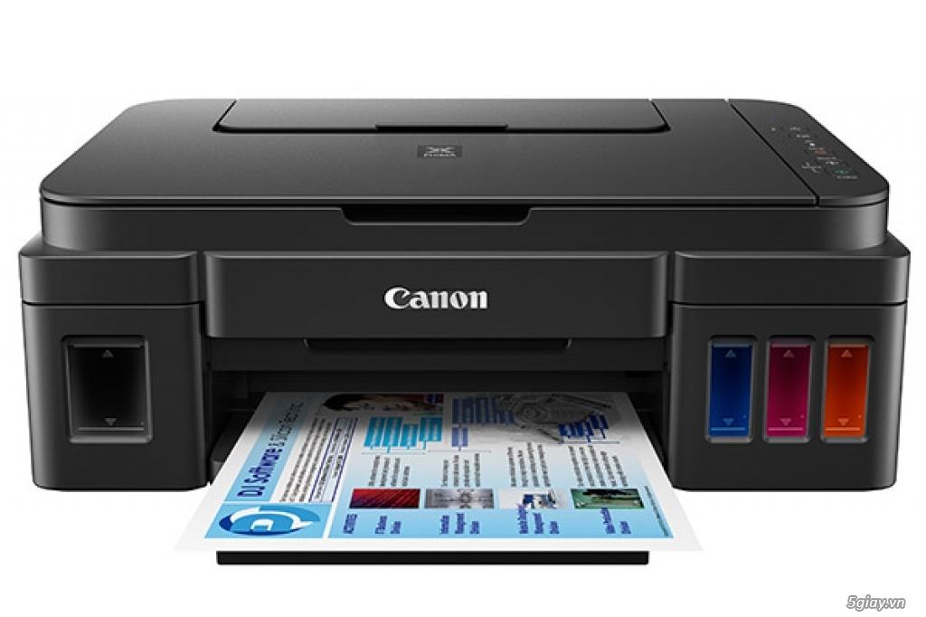 Máy in Phun đa chức năng Canon Pixma G2000