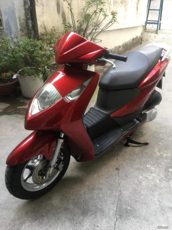 Honda Dylan 150cc đỏ đô đời cuối 2006 . - 1