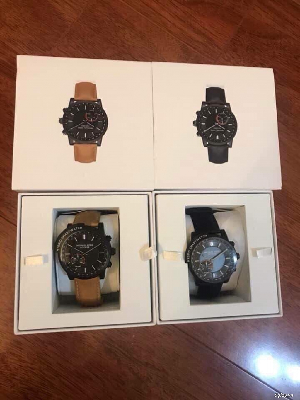 Đồng hồ thông minh thương hiệu tếng Michael Kors hàng Mỹ nguyên seal - 2