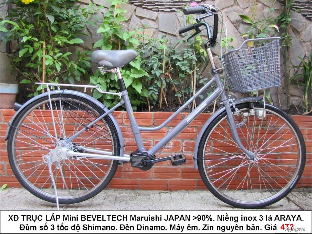 Xe đạp hàng ĐỘC, Cổ, Hiếm... - 4