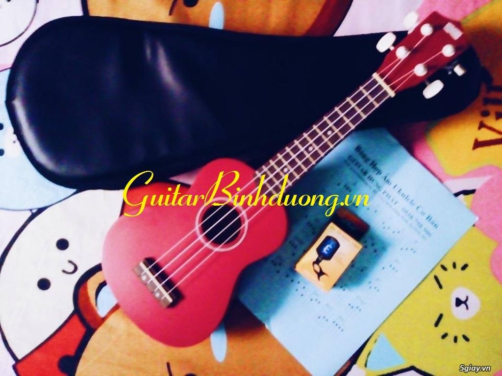 Đàn ukulele mini nhỏ gọn giá siêu rẻ toàn quốc tại hóc môn - 7