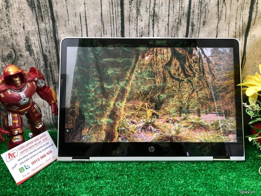 Laptop Giá Rẻ Long Xuyên - Bán Laptop HP PAVILION X360