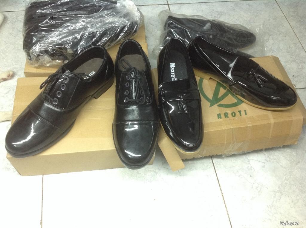 giày lười,giày tây thanh lí trao đổi cuối năm đê - 2