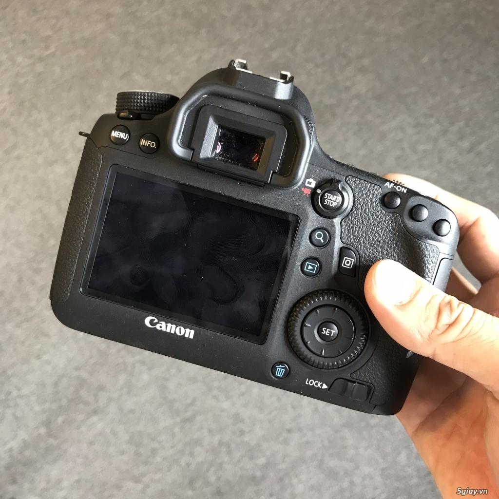 Cần Bán, Body Canon 6D, mới 99% fullbox, dư dùng nữ xài - 1