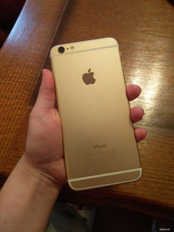 Bán iPhone 6 Plus gold giá 4tr, do em cần tiền về tết vên bán rẻ