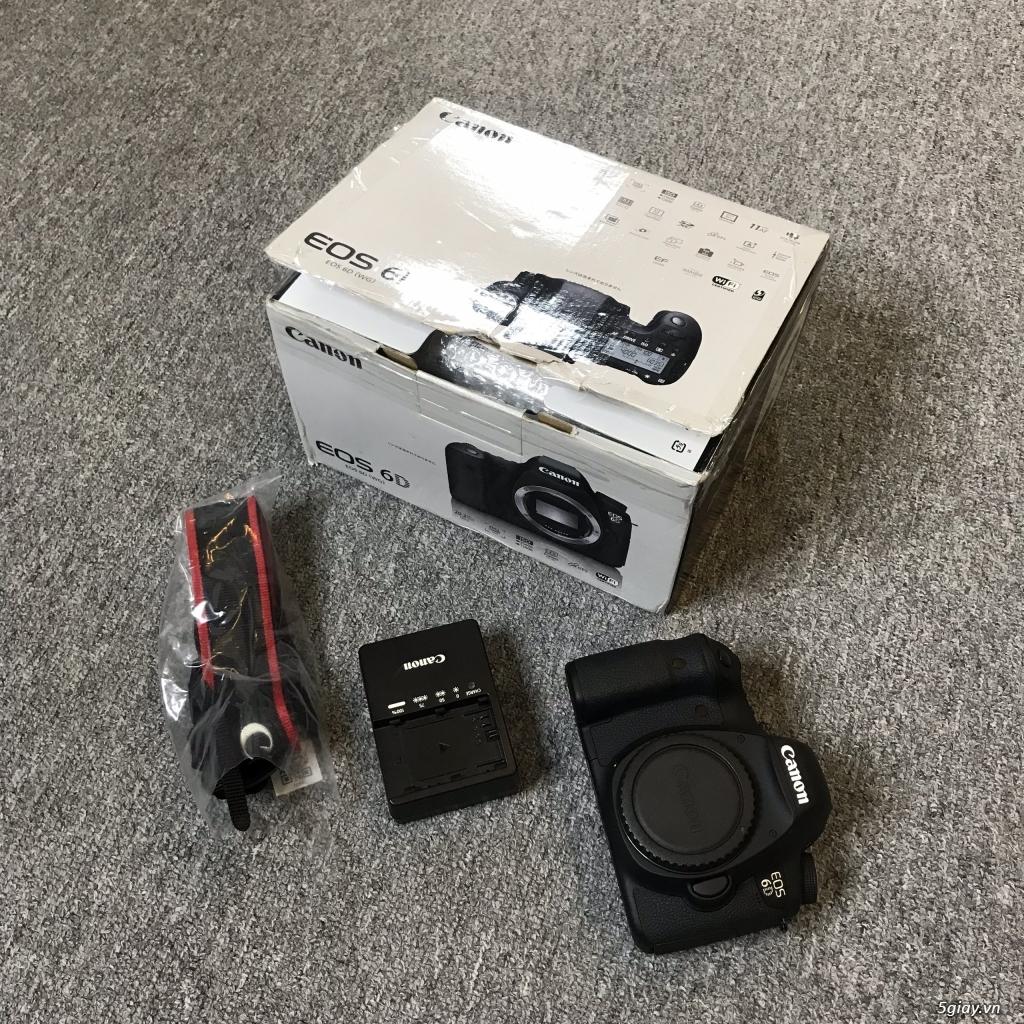 Cần Bán, Body Canon 6D, mới 99% fullbox, dư dùng nữ xài - 4