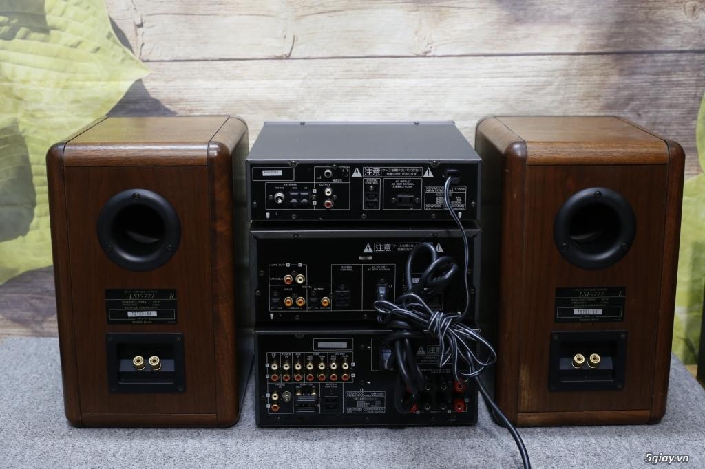 Đầu máy nghe nhạc MINI Nhật đủ các hiệu: Denon, Onkyo, Pioneer, Sony, Sansui, Kenwood - 7