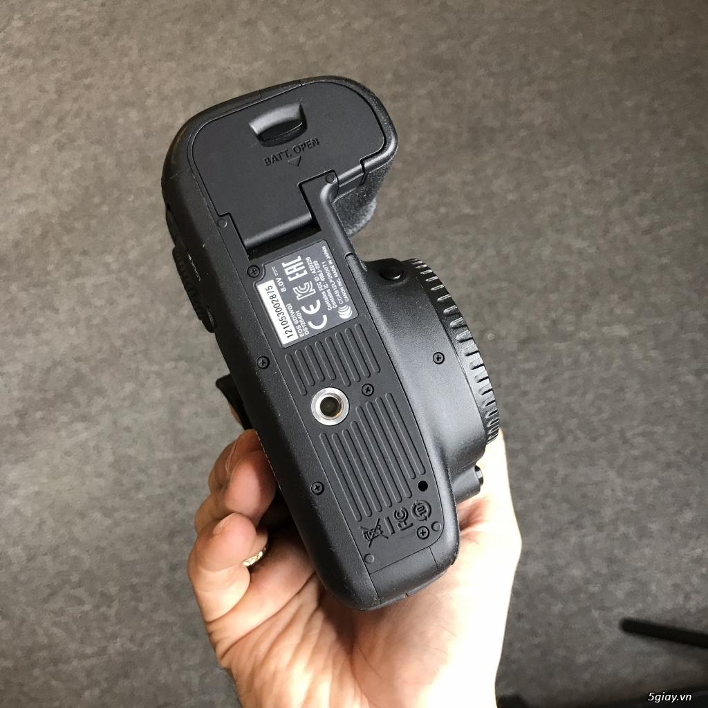 Cần Bán, Body Canon 6D, mới 99% fullbox, dư dùng nữ xài - 3