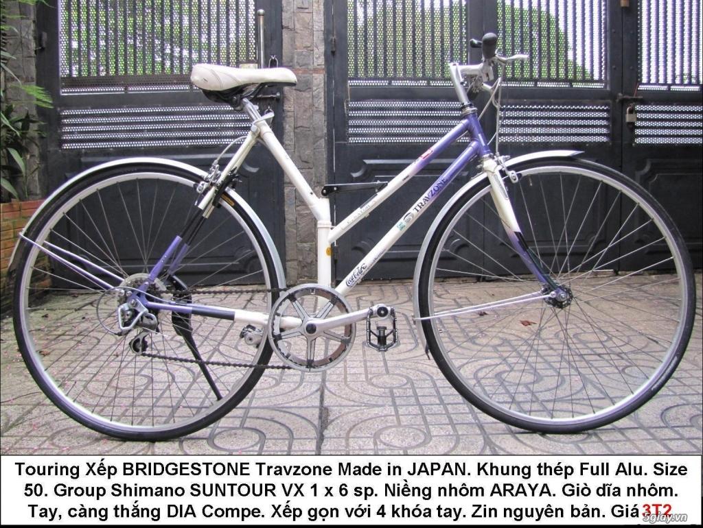 Xe đap TT Road Touring MTB hàng bãi Nhật - 3