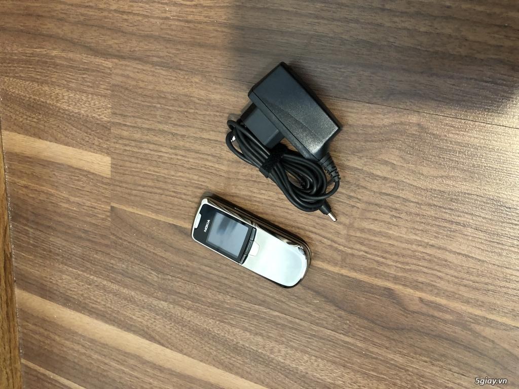 Nokia 8800 Silver Anakin zin cứng nguyên Ốc đẹp xuất sắc - 7