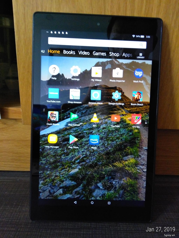 Máy tính bảng AMAZON Fire HD 10 thế hệ 7, gia re - TP Hồ Chí