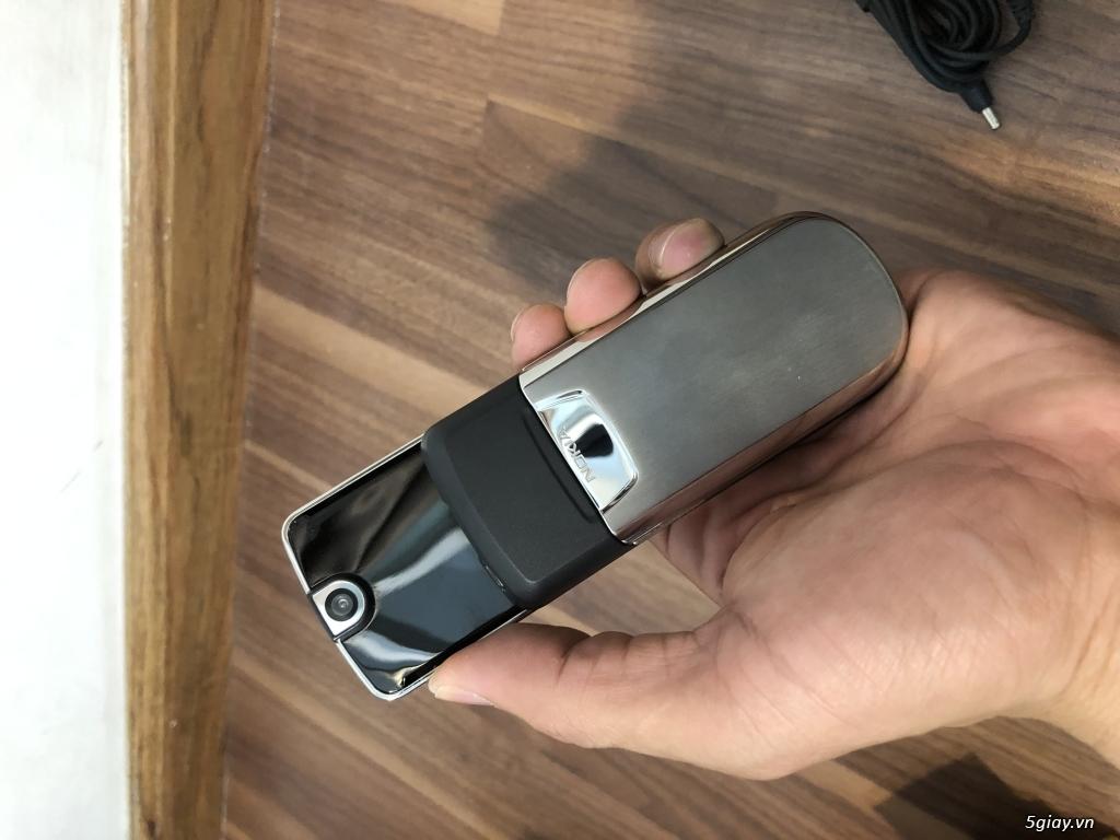 Nokia 8800 Silver Anakin zin cứng nguyên Ốc đẹp xuất sắc - 21