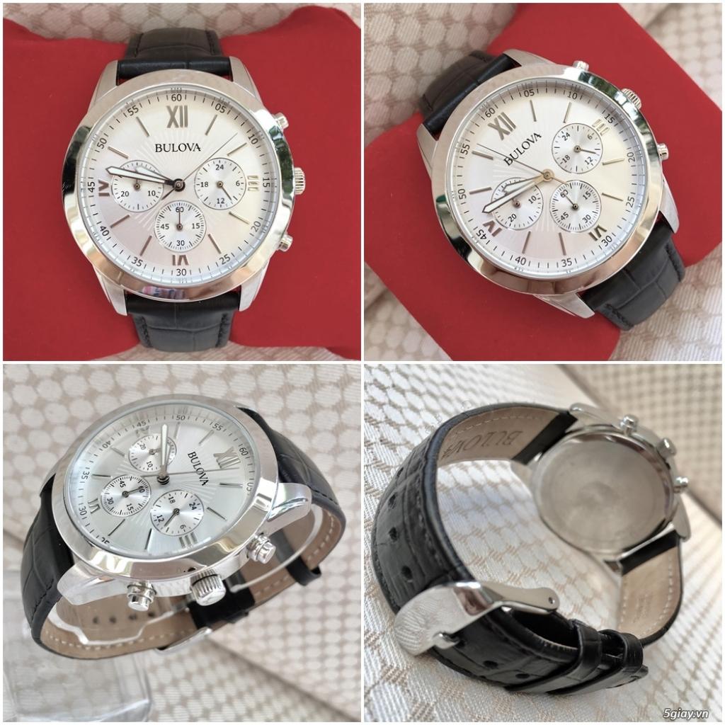 Kho đồng hồ xách tay chính hãng secondhand update liên tục - 8