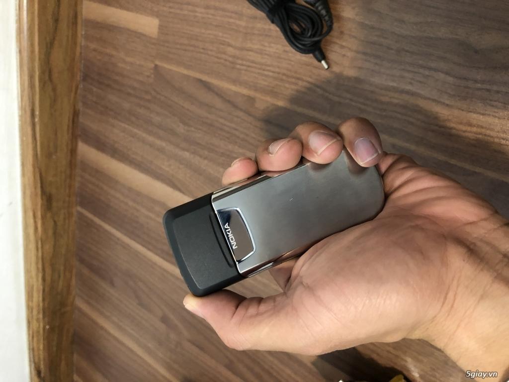 Nokia 8800 Silver Anakin zin cứng nguyên Ốc đẹp xuất sắc - 23