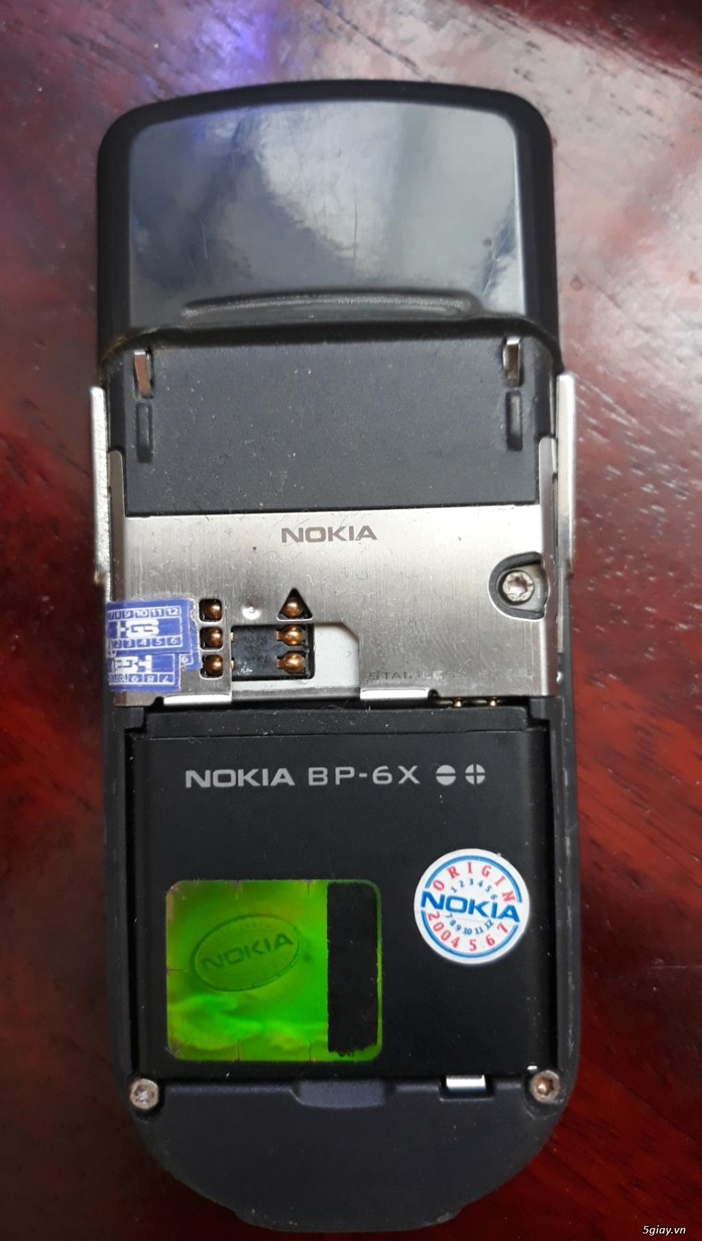 Nokia 8800 Vang danh một thời. - 1