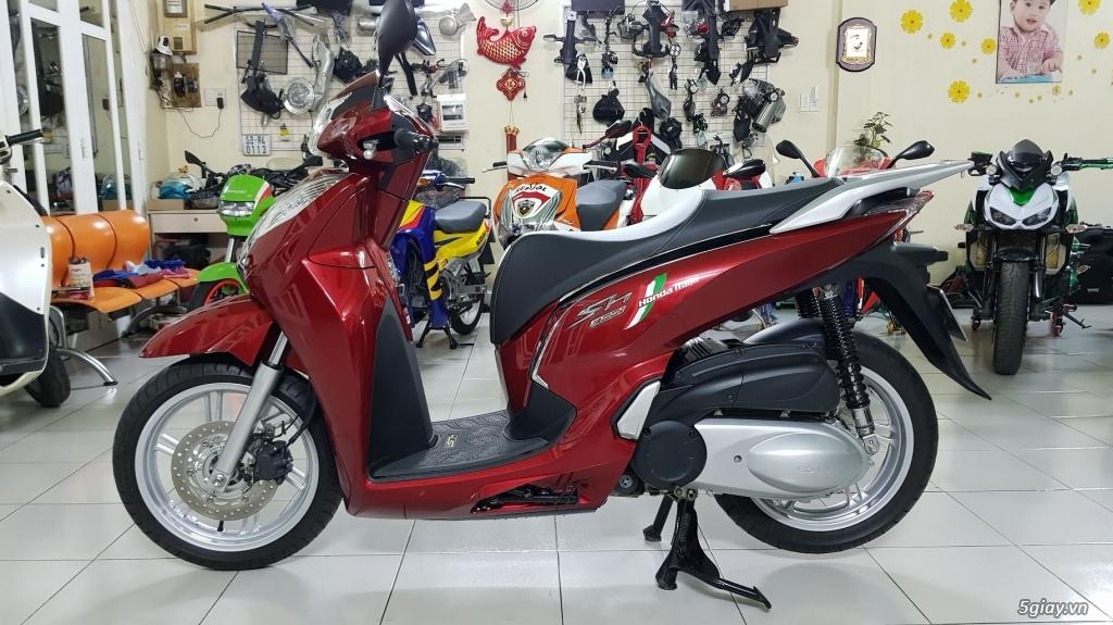 Bán Honda Sh300i Abs ý Hqcn Saigon 82017 Odo 4k Zin Nguyên Con Tp