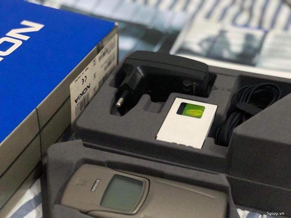 Nokia 8910 Titanium new cứng nguyên hộp thị trường Pháp Fabrique - 5