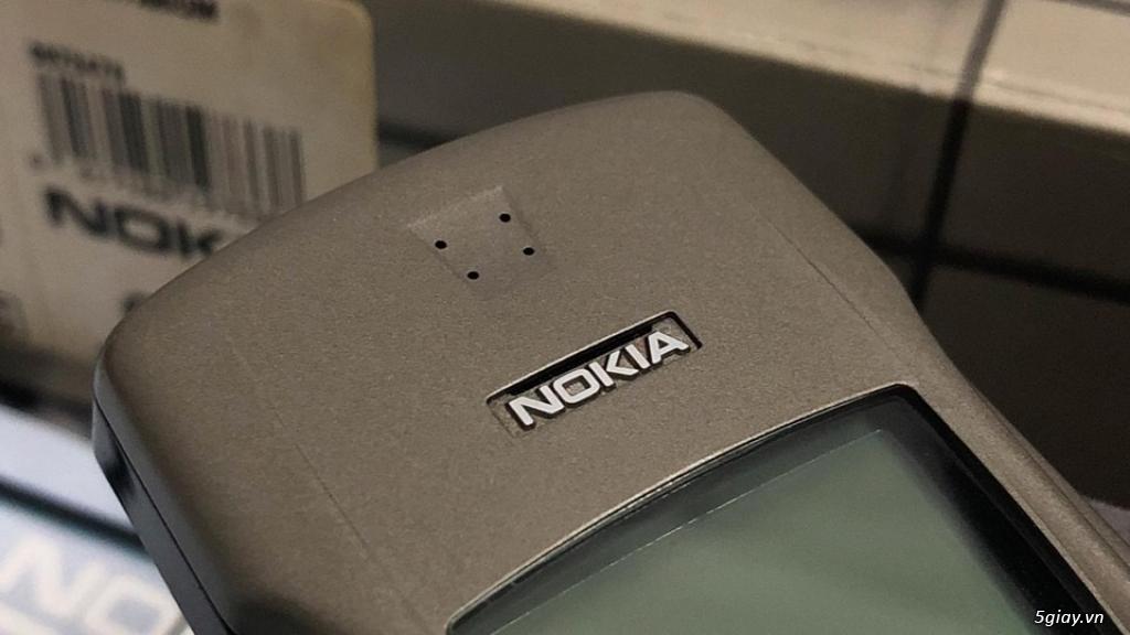 Nokia 8910 Titanium new cứng nguyên hộp thị trường Pháp Fabrique - 7