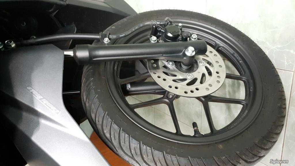 Honda Vario 125 đen nhám BSTP rất đẹp ... - 1