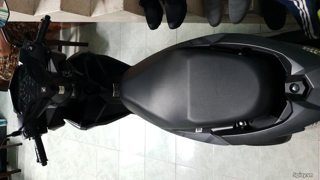 Honda Vario 125 đen nhám BSTP rất đẹp ... - 5