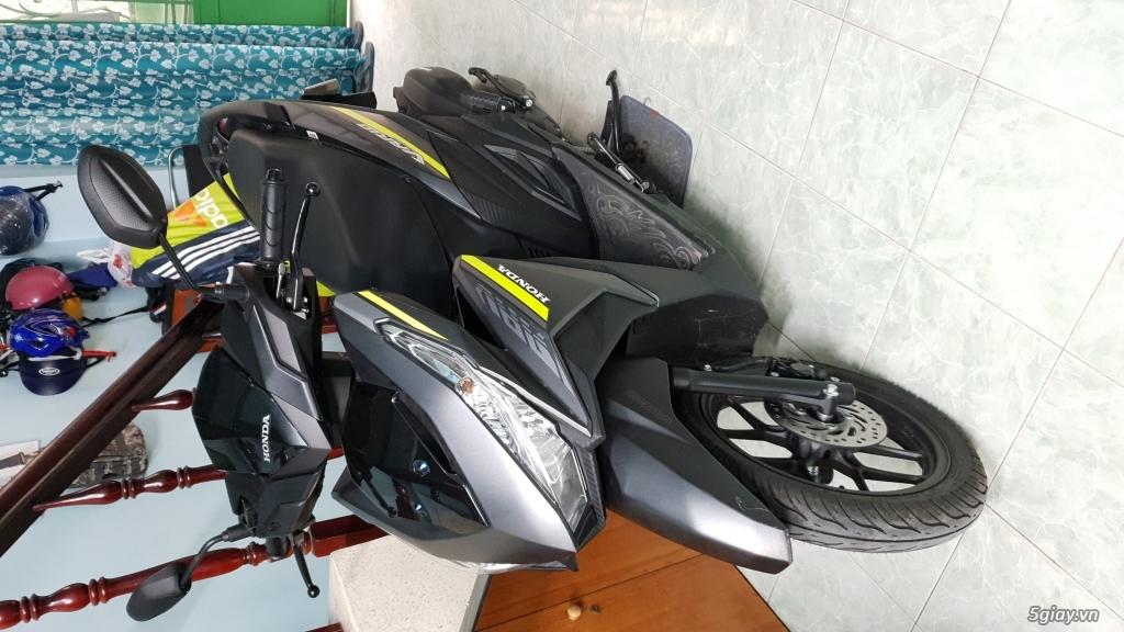 Honda Vario 125 đen nhám BSTP rất đẹp ... - 3