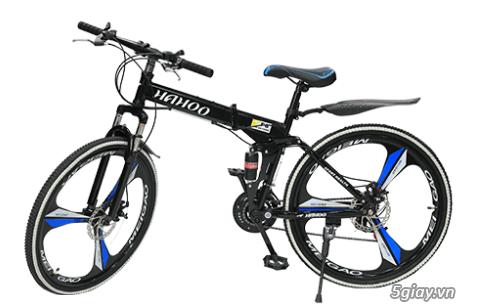 Xe đạp thể thao địa hình gấp gọn Hahoo
