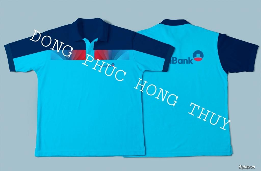 Áo thun, áo lớp, áo đồng phục Hồng Thúy - 1