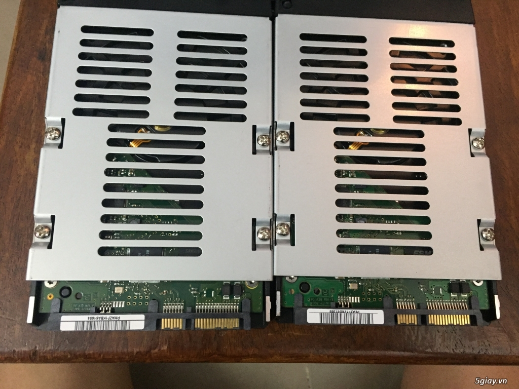 cặp HDD 1 TB theo NAS Buffalo  dòng TS - 1
