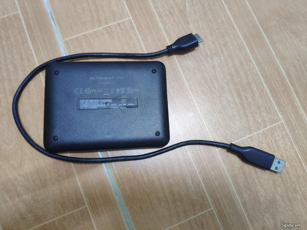 Ổ cứng di động Western Digital My Passport Ultra 1TB END 22h59' 13/02/2019 - 1