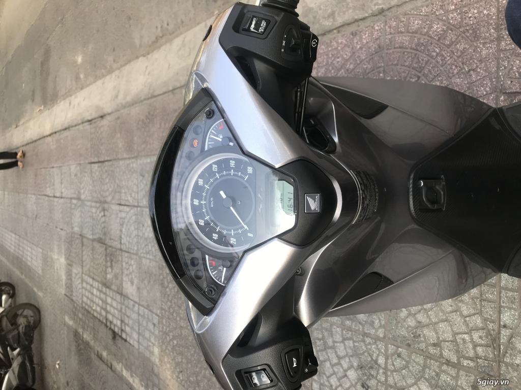 SH 125 ABS bạc đen 1 chủ chạy 2000km mới 99% - 4