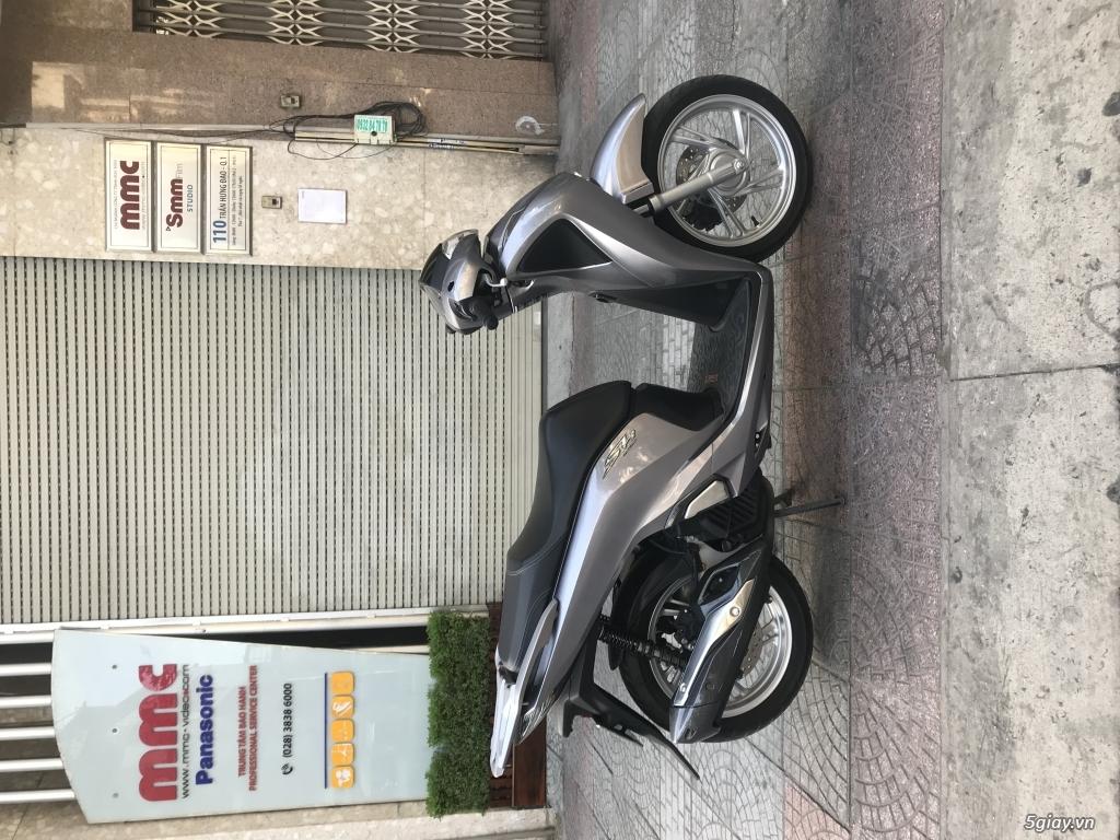 SH 125 ABS bạc đen 1 chủ chạy 2000km mới 99% - 1