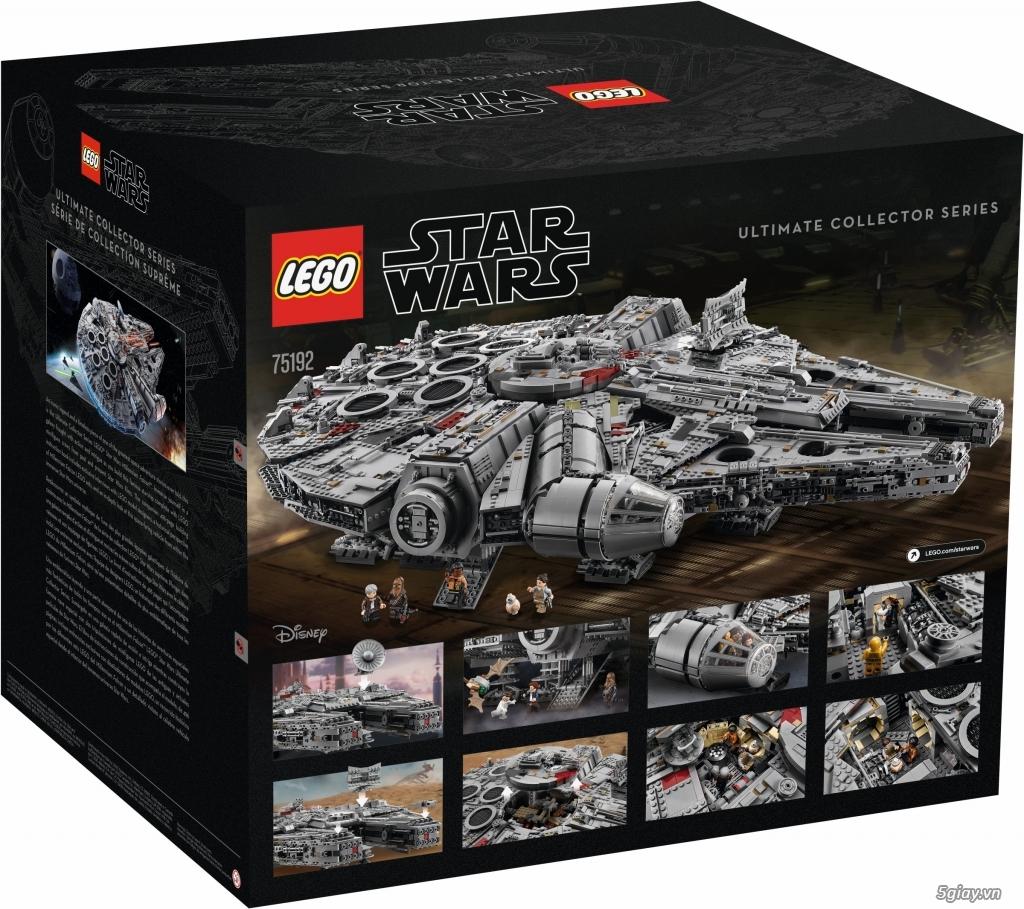 Cần bán: LEGO Star Wars Millennium Falcon 75192 - 1