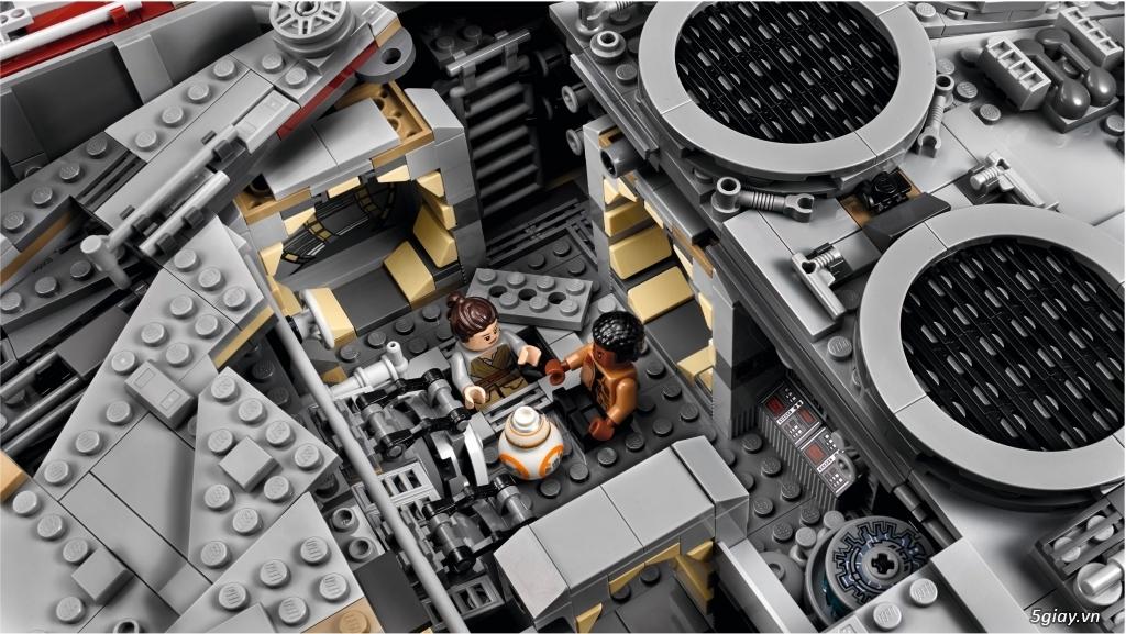 Cần bán: LEGO Star Wars Millennium Falcon 75192 - 5