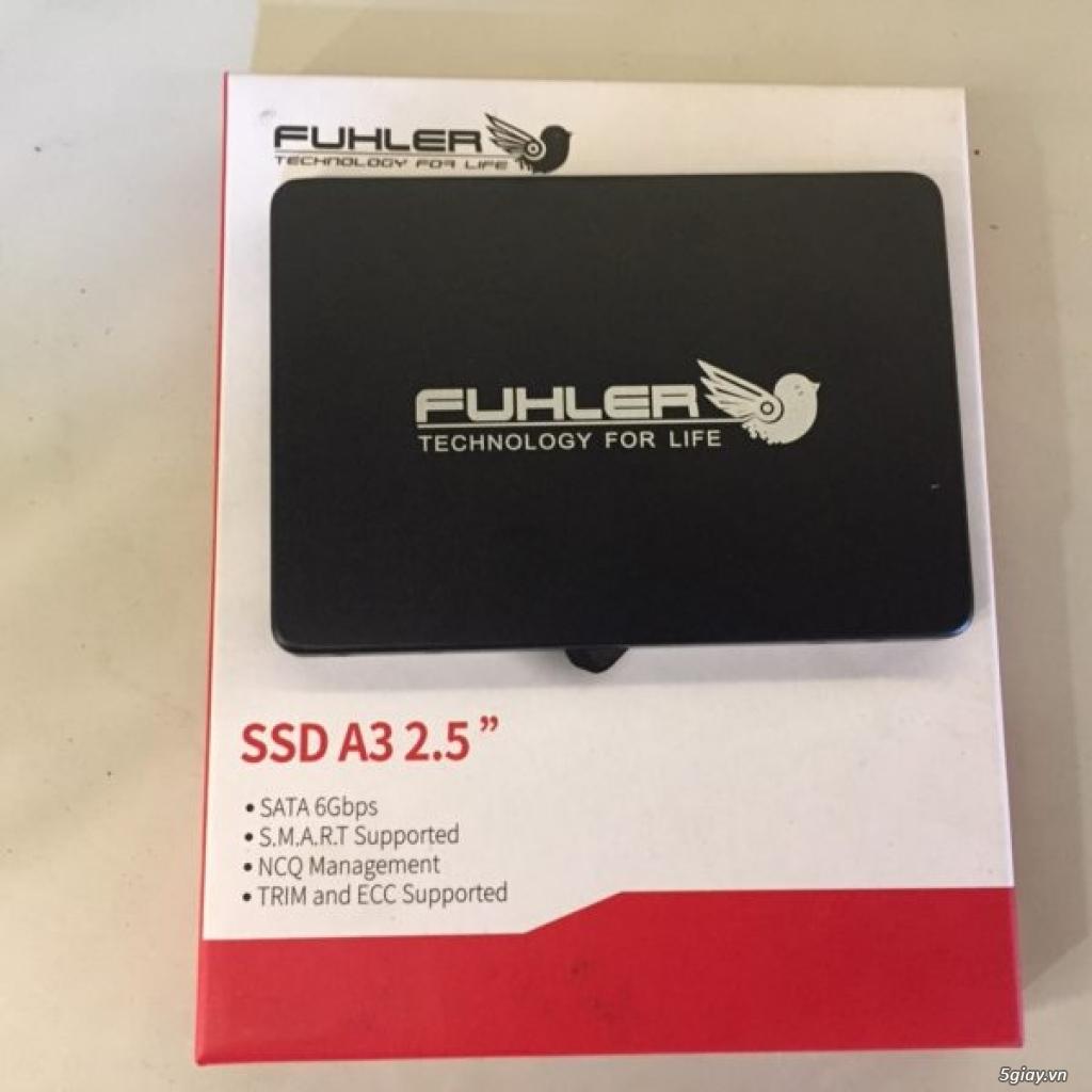 SSD FUHLER 120GB VÀ NGUỒN FSP 400W