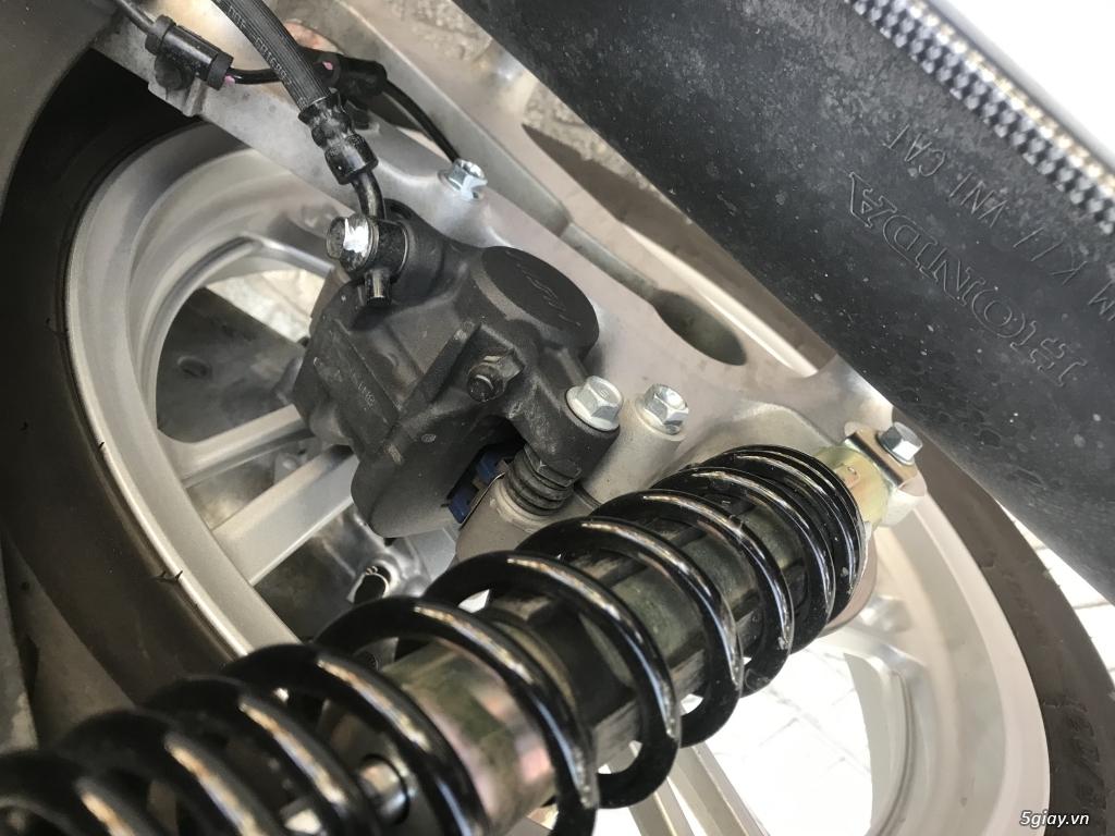 SH 125 ABS bạc đen 1 chủ chạy 2000km mới 99% - 9