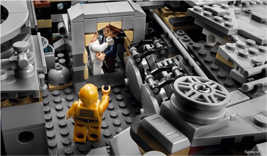 Cần bán: LEGO Star Wars Millennium Falcon 75192 - 3