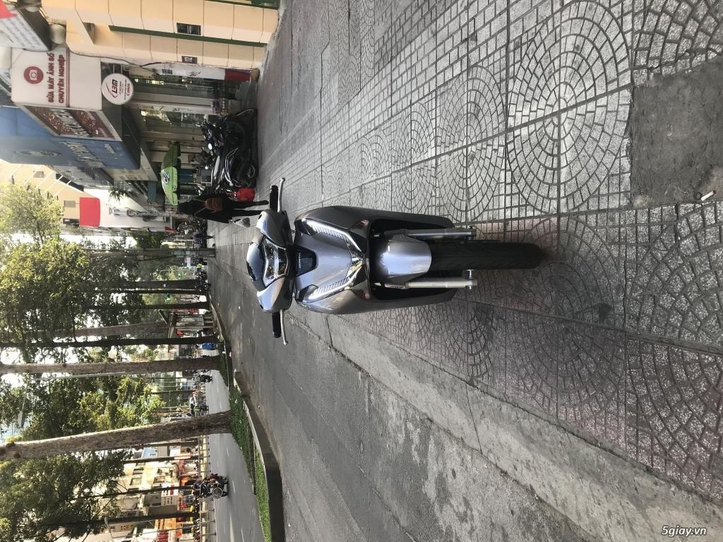 SH 125 ABS bạc đen 1 chủ chạy 2000km mới 99% - 7