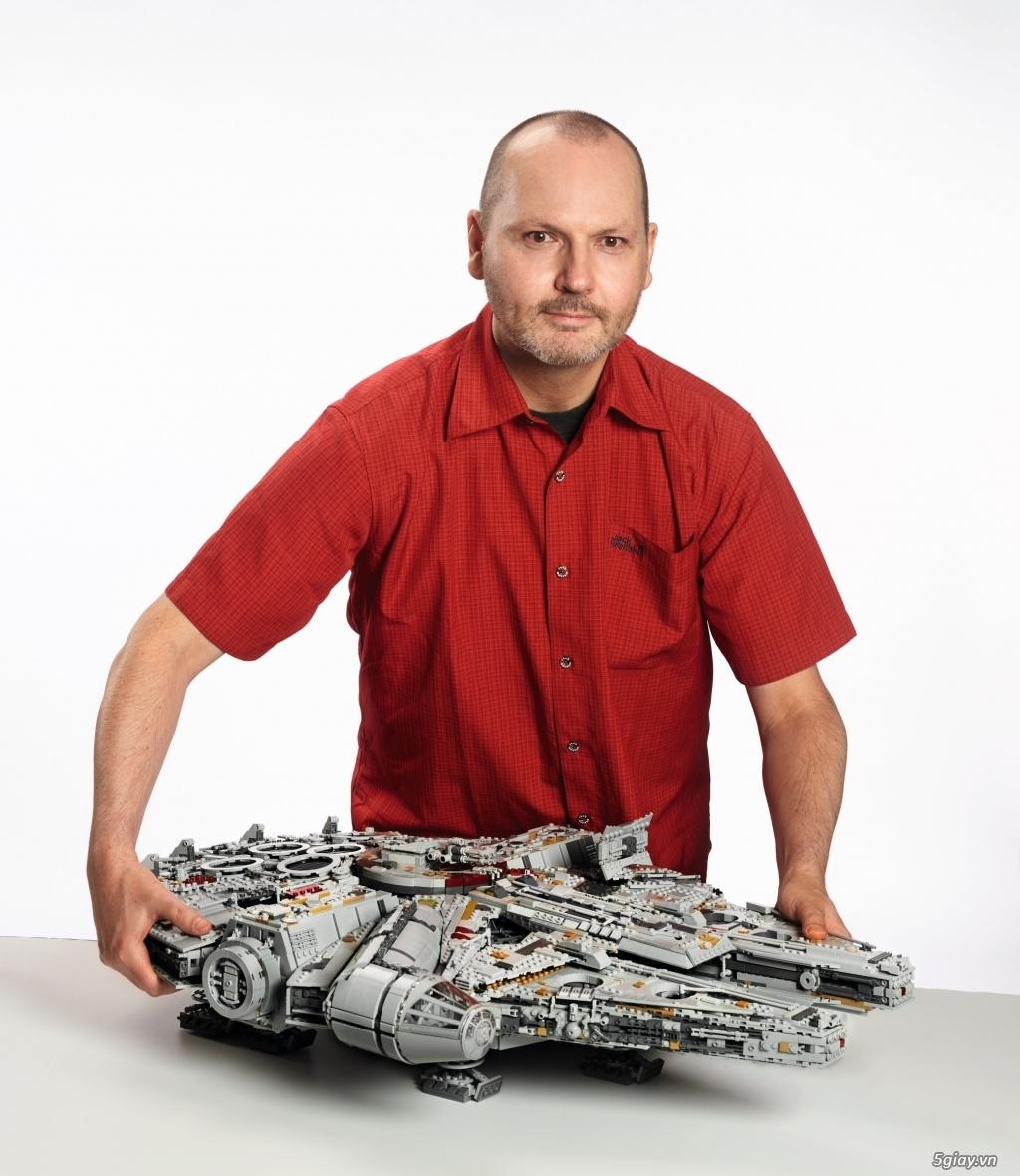 Cần bán: LEGO Star Wars Millennium Falcon 75192 - 6