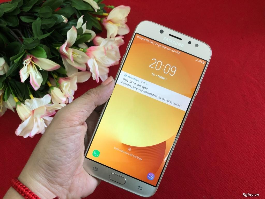 Samsung Galaxy J7 Pro .màu gold . - 6