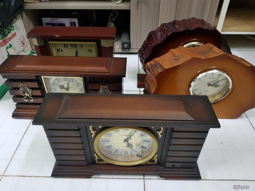 Đồng hồ treo tường, đeo tay nội địa Nhật...hàng độc-lạ. - 7