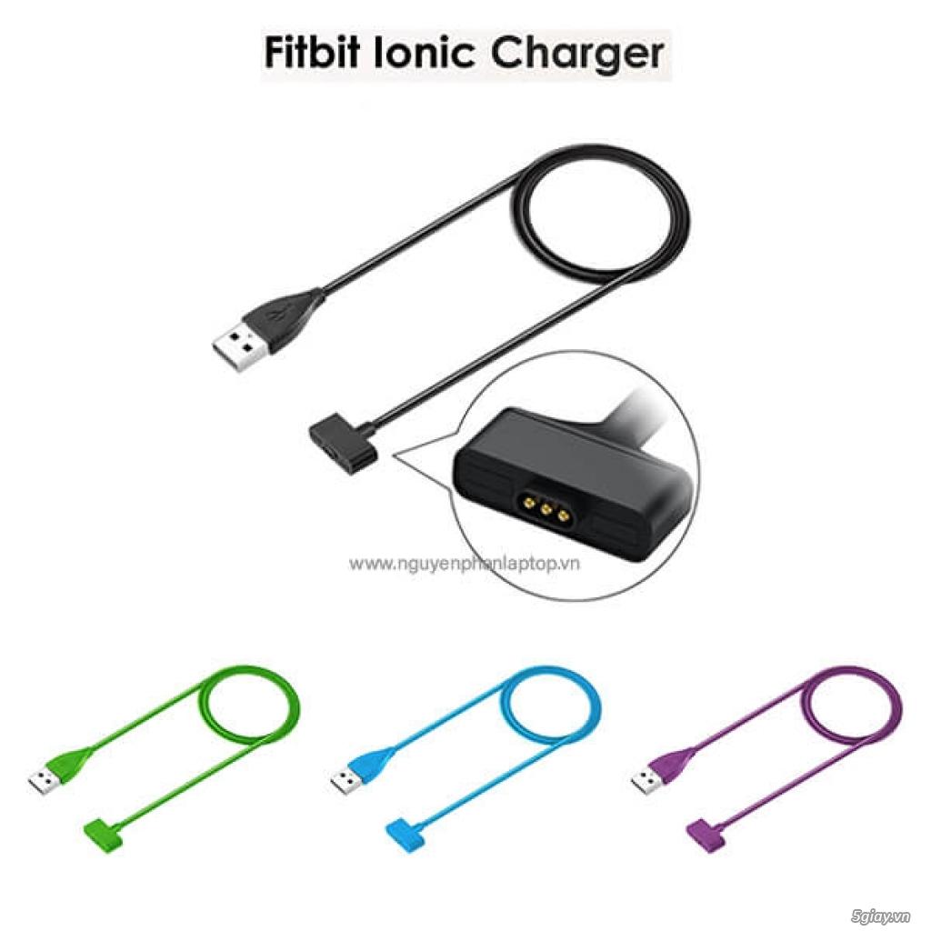 Chuyên phụ kiện cho đồng hồ fitbit: alta/charge 2/3, versa/ionic.. - 6