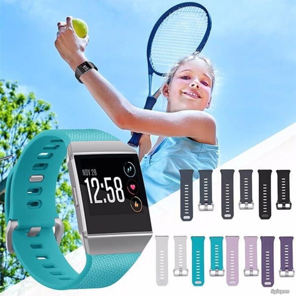 Chuyên phụ kiện cho đồng hồ fitbit: alta/charge 2/3, versa/ionic.. - 2