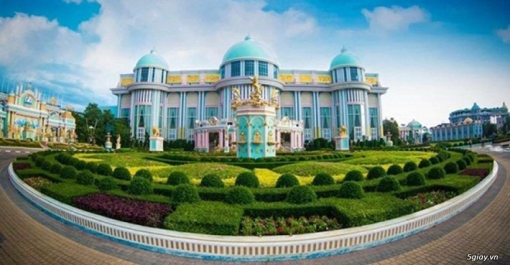 Tour Thái Lan- Campuchia 6N5Đ KH 10/04 HCM
