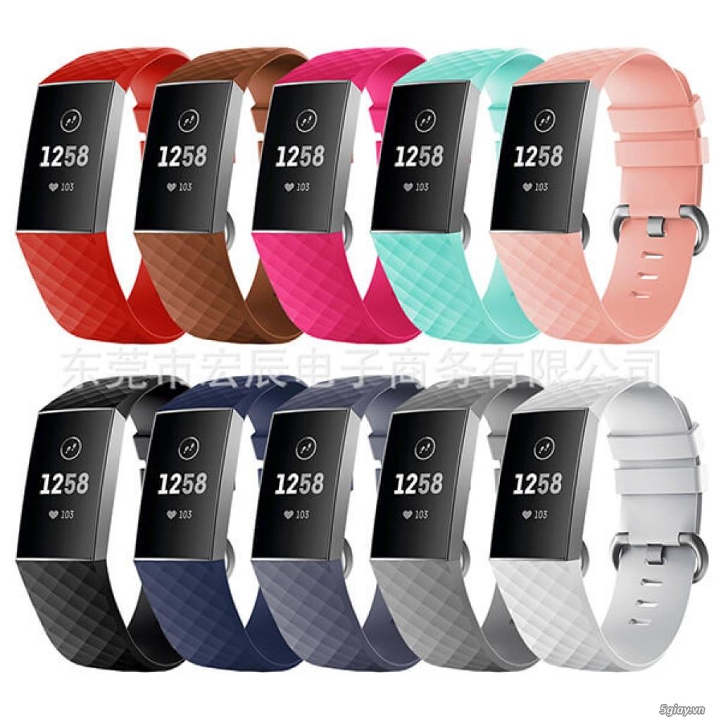 Chuyên phụ kiện cho đồng hồ fitbit: alta/charge 2/3, versa/ionic.. - 3