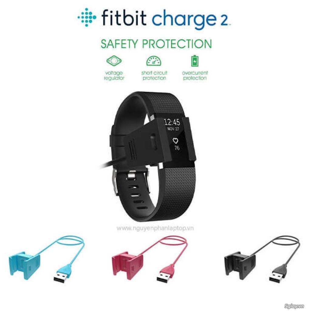 Chuyên phụ kiện cho đồng hồ fitbit: alta/charge 2/3, versa/ionic.. - 5